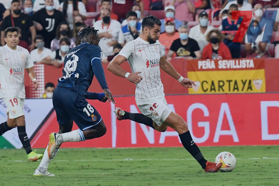 Highlights La liga เซบีย่า 2 : 0 เอสปันญ่อล 26/09/21