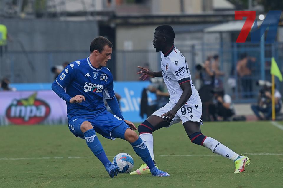Highlights Serie A เอ็มโปลี 4 : 2 โบโลญญ่า 27/09/21