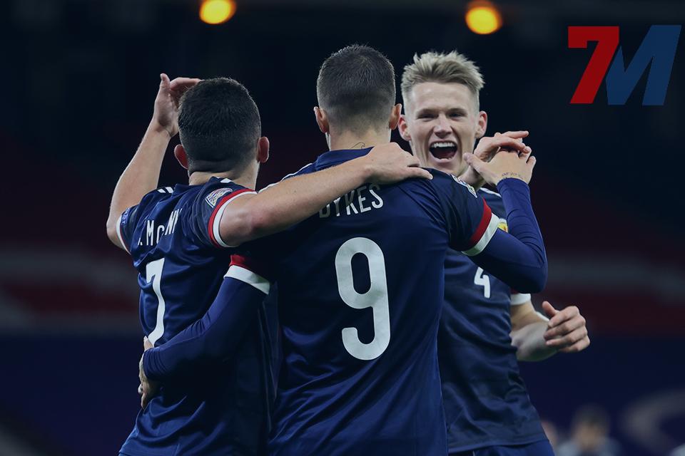 Highlights World Cup หมู่เกาะแฟโร 0 : 1 สกอตแลนด์ 13/10/21