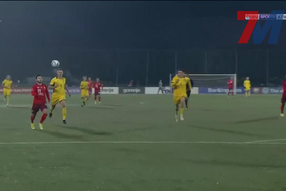 Highlights World Cup ลิทัวเนีย 0 : 4 สวิตเซอร์แลนด์ 13/10/21
