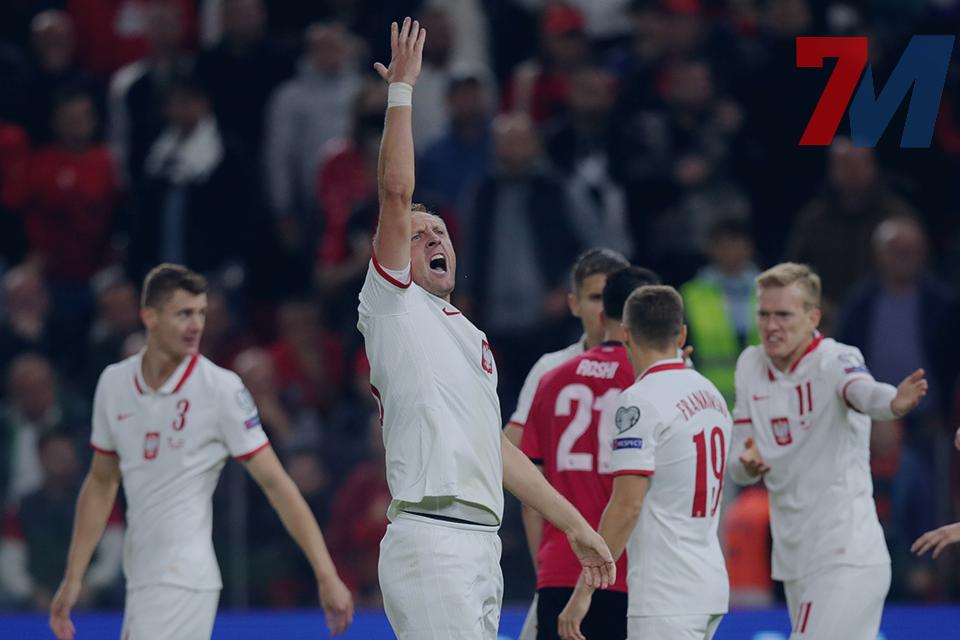 Highlights World Cup แอลเบเนีย 0 : 1 โปแลนด์ 13/10/21
