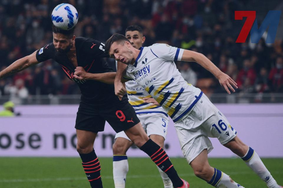 Highlights Serie A เอซี มิลาน 3 : 2 เวโรนา 17/10/21