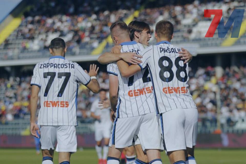 Highlights Serie A เอ็มโปลี 1 : 4 อตาลันต้า 18/10/21