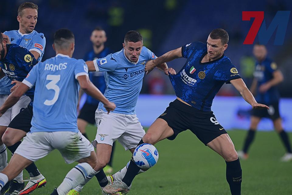 Highlights Serie A ลาซิโอ 3 : 1 อินเตอร์ 17/10/21