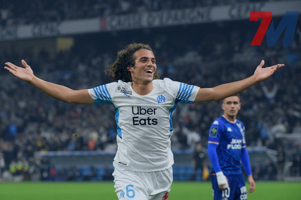Highlights Ligue 1 มาร์กเซย 4 : 1 ลอริยองต์ 18/10/21