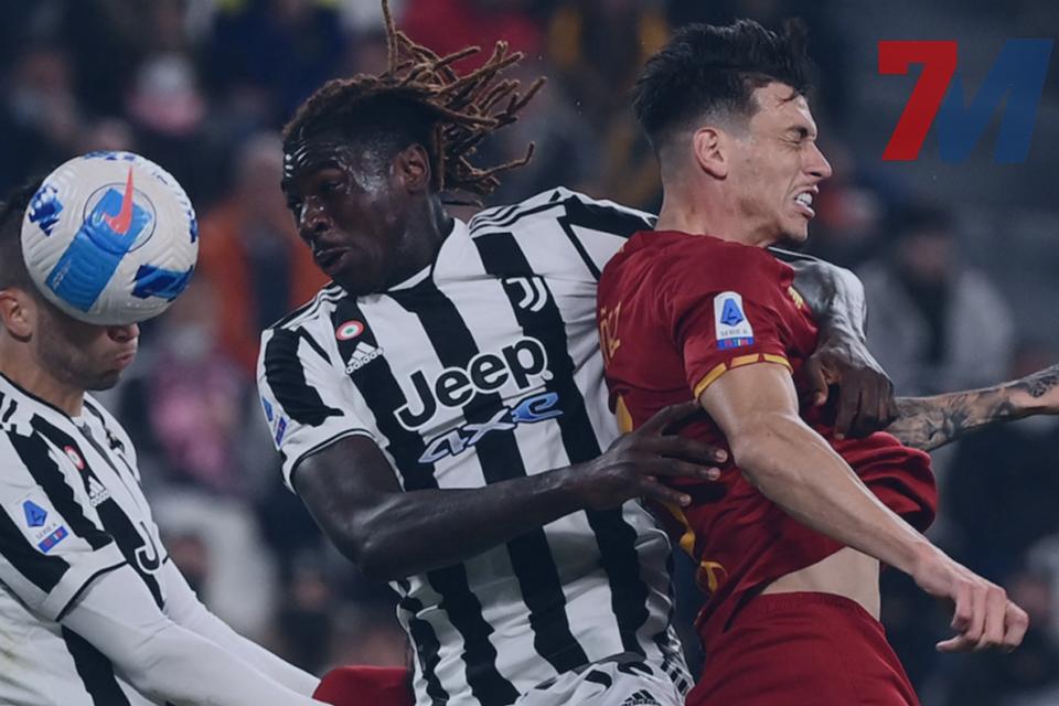 Highlights Serie A ยูเวนตุส 1 : 0 โรมา 18/10/21